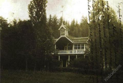 Nikodemo Silvanavičiaus namas