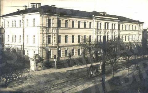 Mergaičių gimnazija (Laisvės al.)