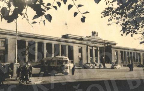 Kaunas pokariu (1944–1960 m.)