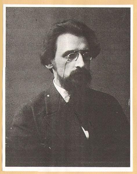 Levas Karsavinas (1882 12 01–1952 07 20)