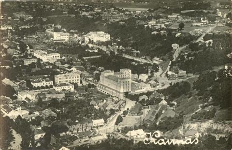 Kauno išskirtinumas – Laikinoji sostinė (1919–1940)