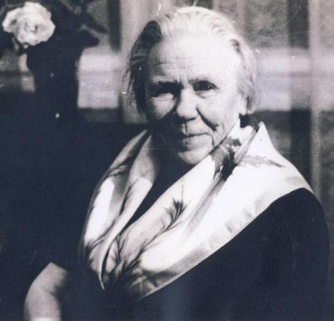 Natalija Luščinaitė-Krinickienė (1903–1998 m.)