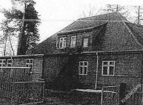 Gydytojo Liubomiro Laucevičiaus namas