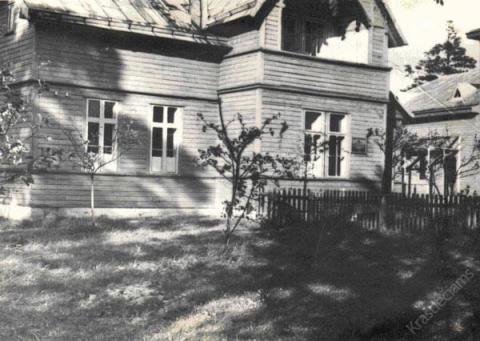 Kazlų Rūdos Darbininkų tarybos būstinė