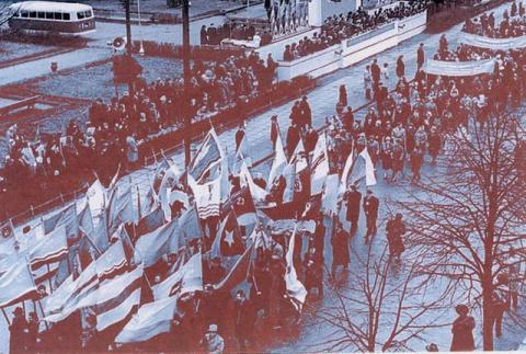 Sovietmečio Kaunas: pasroviui ir prieš srovę