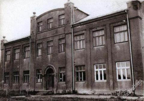 Vilkaviškio žydų gimnazija