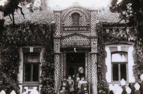 Žydų senelių namai