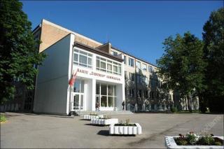 """Šakių """"Žiburio"""" gimnazija. 2014 m."""