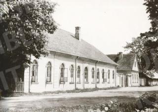 Vienas iš dvaro pastatų 1960 m.