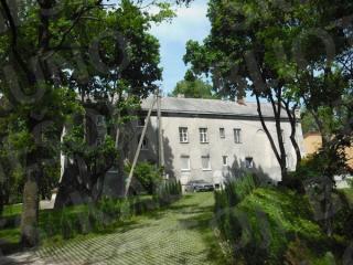 Linkuvos dvaro rūmai. 2012 m.