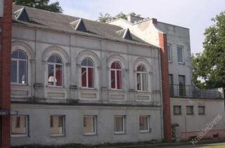 Apleisti buvusios Realinės gimnazijos pastatai. 2010 m.