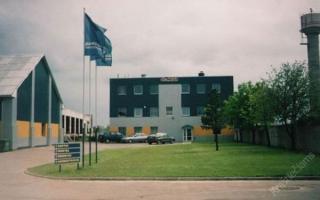 """AB """"Gamega"""" administracinis pastatas. 2014 m."""
