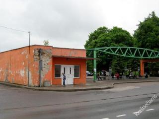 Kalvarijos autobusų stotis. 2015 m.