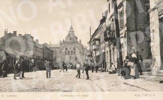 Liaudies namai XX a. pradžioje