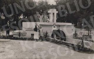 S. Dariaus ir S. Girėno mauzoliejus XX a. 4 deš.