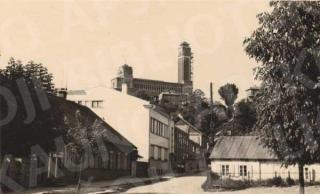 Adomo Mickevičiaus namelis XX a. 4 deš.