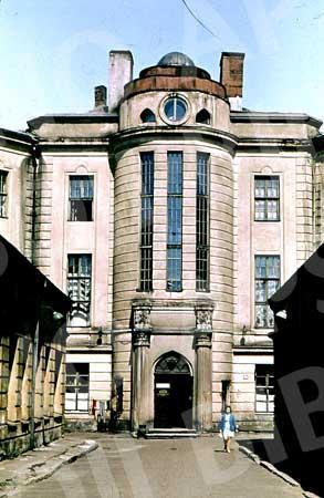 Zoologijos muziejus sovietmečiu