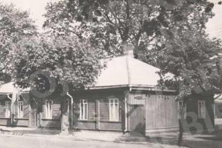 Greitosios pagalbos stotis. 1954 m.