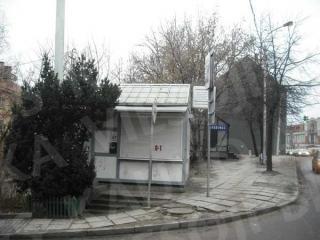 Buv. Liaudies namų vieta Šv. Gertrūdos ir A. Mapų g. kampe