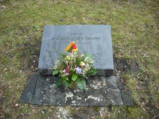 Senosios miesto kapinės. 2014 m.