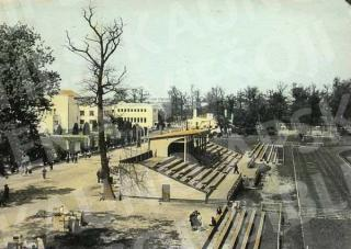 Valstybinis stadionas XX a. 4 deš. pabaigoje