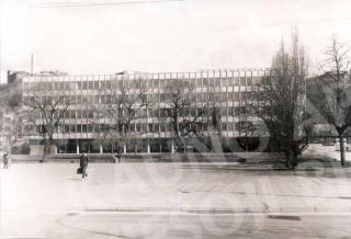 Miestų statybos projektavimo institutas XX a. 9 deš.