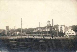 Centrinė elektrinė XX a. 3 deš.