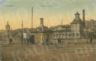 Centrinė elektrinė XX a. pradžioje