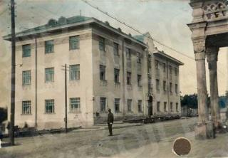 Valstybės kontrolės rūmai XX a. 4 deš.