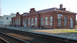 Jonavos geležinkelio stotis. 2010 m.