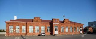 Jonavos geležinkelio stotis. 2014 m.