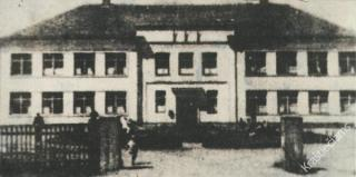 Šakių apskrities ligoninė. XX a. 4 deš.
