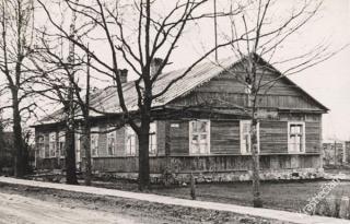 Garliavos pradinė mokykla. 1926 m.