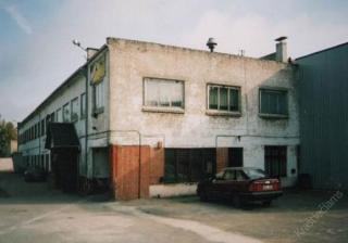 Naujas gamybinis  pastatas. 1985 m.