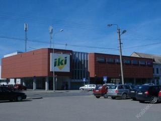 """Prekybos centras """"IKI"""".  2012 m."""