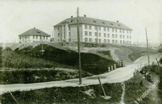 Prienų kareivinės apie 1937-1938 m.