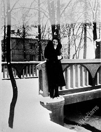 Tiltelis apie 1940 m.