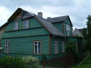 Skučo namas. 2012 m. (dab. Darbininkų g. 58).