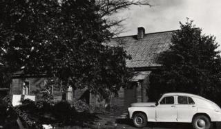 Gydytojo Roko Šliūpo sodas ir namas 1959 m.