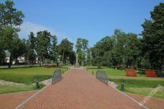 Vytauto Didžiojo parkas. 2012 m.