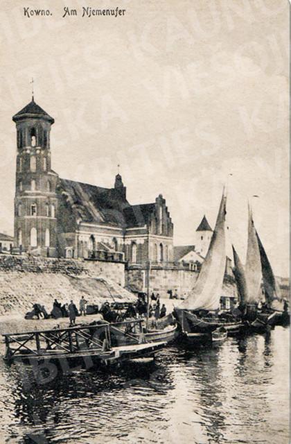 Kaunas – Hanzos erdvės miestas