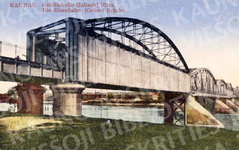 Geležinkelio (Žaliasis) tiltas