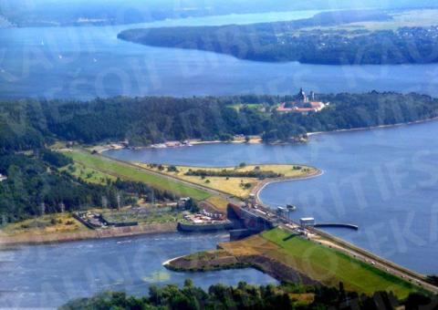 Kauno hidroelektrinės tiltas